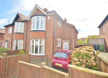 Thumbnail 2 bedroom semi-detached house for sale in Alexandra Park, Ashbrooke, Sunderland, Tyne & Wear.