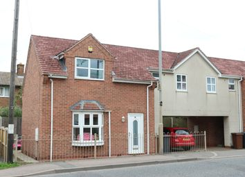 Thumbnail 2 bed end terrace house for sale in Main Road, Nether Broughton, Melton Mowbray