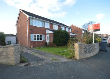 Thumbnail 3 bed end terrace house to rent in Wooler Close, Moreton, Wirral