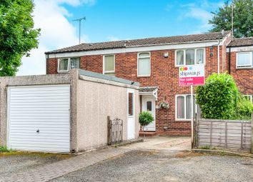 Thumbnail 3 bed terraced house for sale in Tillington Close, Winyates East, Redditch