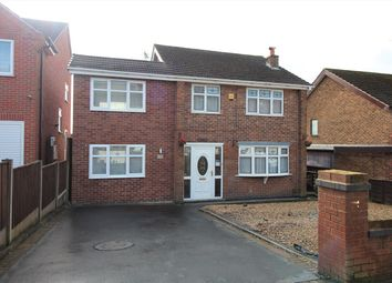 Thumbnail 4 bedroom detached house for sale in Chewton Street, Eastwood, Nottingham