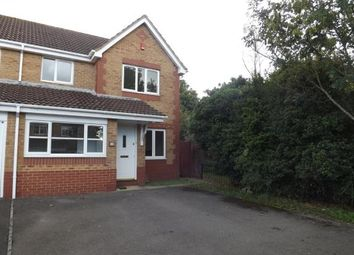 Coopers Drive, Yate, Bristol, South Gloucestershire BS37. 3 bed semi-detached house