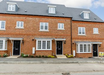 Thumbnail 4 bed terraced house for sale in Parrott Grove, Bedford, Central Bedfordshire