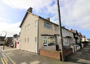 Thumbnail 3 bed end terrace house for sale in Rullerton Road, Wallasey