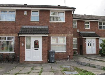 Thumbnail 3 bed town house for sale in Brackenwood, Croxteth Park, Livrpool