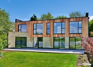 Thumbnail 4 bed detached house to rent in Perrotts Brook, Cirencester