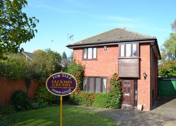 4 bed detached house for sale in The Avenue, Cliftonville, Northampton NN1