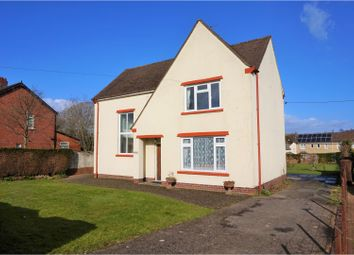 Thumbnail 3 bed detached house for sale in Llantarnam Road, Cwmbran
