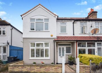 Thumbnail 4 bed property for sale in Cavendish Avenue, New Malden
