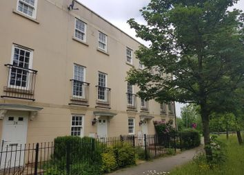 Thumbnail 4 bed terraced house to rent in Stearman Walk, Lobleys Drive, Brockworth, Gloucester