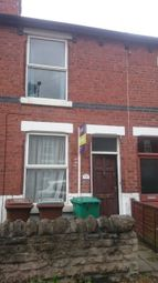 Thumbnail 2 bedroom terraced house to rent in Vernon Road, Basford, Nottingham
