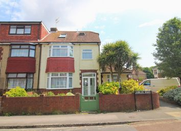 Thumbnail 4 bed semi-detached house for sale in Jubilee Road, Portchester, Fareham