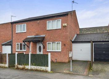 Thumbnail 2 bed semi-detached house for sale in Ludford Road, Bulwell, Nottingham
