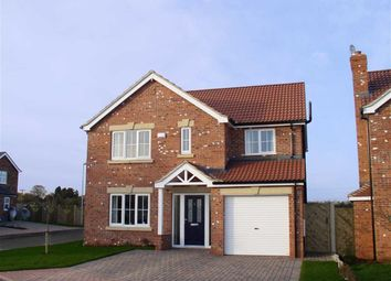 Thumbnail 4 bed property for sale in Plot 23, The Kingston, Scunthorpe