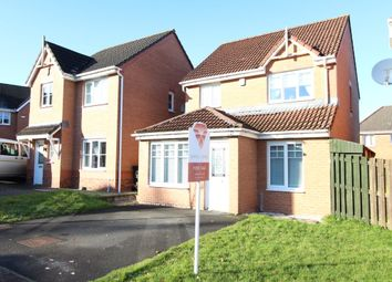 Thumbnail 4 bedroom detached house for sale in Dalziel Way, Cambuslang, Glasgow