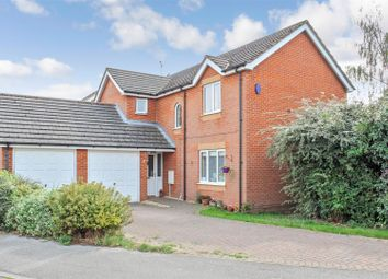 Thumbnail 4 bed detached house for sale in Bramble Way, Brigg