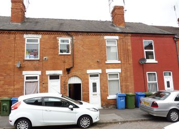 Thumbnail 2 bed terraced house for sale in St. Cuthbert Street, Worksop
