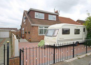 Thumbnail 4 bed semi-detached bungalow for sale in Gainsborough Road, Warrington
