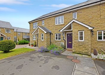 Thumbnail 3 bed town house for sale in Dartmouth Mews, Morley, Leeds, West Yorkshire
