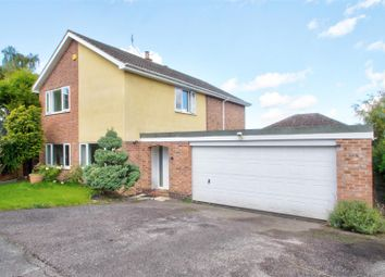 Thumbnail 4 bed detached house for sale in Highfield Close, Ravenshead, Nottingham