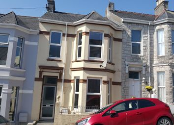 Thumbnail 2 bed terraced house to rent in Durham Avenue, Devon