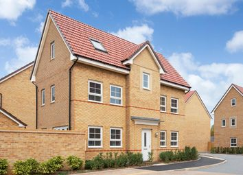 """Thumbnail 4 bedroom detached house for sale in """"Hesketh"""" at Tournament Court, Edgehill Drive, Chase Meadow Square, Warwick"""