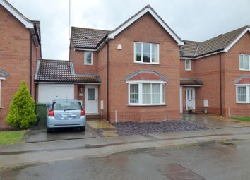 Thumbnail 4 bedroom link-detached house for sale in Portland Way, Clipstone Village, Mansfield