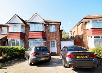 Thumbnail 3 bed semi-detached house for sale in Kynance Gardens, Stanmore HA7.