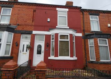 Thumbnail 2 bed terraced house for sale in Spenser Avenue, Rock Ferry, Birkenhead
