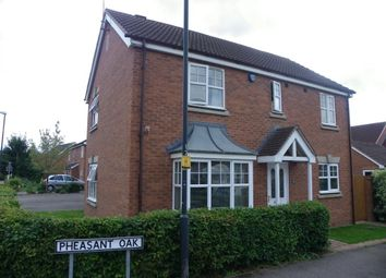 Thumbnail 3 bed detached house to rent in Pheasant Oak, Nailcote Grange, Bannerbrook, Coventry, West Midlands