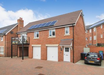 Thumbnail 2 bed flat for sale in Thapa Close, Church Crookham, Church Crookham