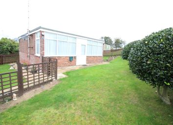 Thumbnail 2 bed detached bungalow for sale in Hillside, Mundesley, Norwich