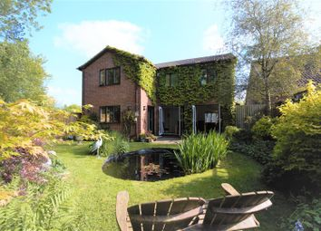 Thumbnail 5 bed detached house for sale in Sawbridge Road, Grandborough, Rugby