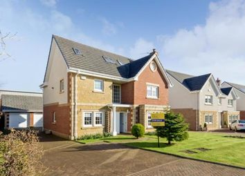 Thumbnail 5 bed detached house for sale in Ewenfield Place, Ayr, South Ayrshire