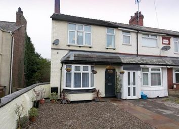 Thumbnail 3 bed end terrace house for sale in Hawarden Road, Penyffordd, Chester, Flintshire