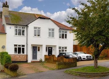 Thumbnail 3 bed terraced house for sale in Chipstead Way, Banstead, Surrey