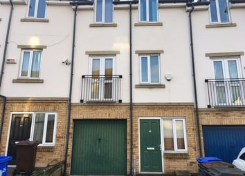 Thumbnail 4 bed town house to rent in 25 Weston View, Crookes, Sheffield.