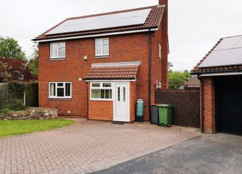 Thumbnail 4 bed detached house to rent in Ainsdale Drive, Priorslee, Telford