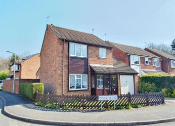 Thumbnail 3 bed detached house for sale in Wood Close, Shepshed, Leicestershire