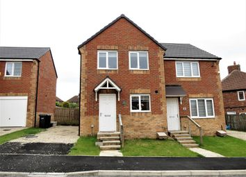 Thumbnail 3 bed semi-detached house for sale in Luke Terrace, Wheatley Hill, Durham DH63Rx