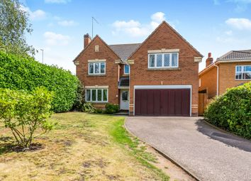 Thumbnail 4 bed detached house for sale in Middle Greeve, Wootton, Northampton
