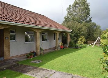 Thumbnail 3 bed bungalow for sale in Heol Yr Orsaf, Kenfig Hill