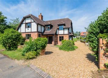 Thumbnail 4 bed detached house for sale in Brington Road, Old Weston, Huntingdon, Cambridgeshire