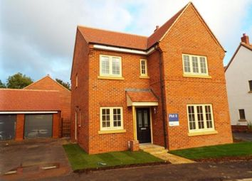 Thumbnail 4 bedroom detached house for sale in Regency Gardens, Nottingham Road, Southwell