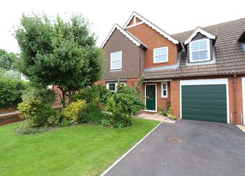 Thumbnail 4 bed link-detached house for sale in Roman Way, Wantage, Oxfordshire