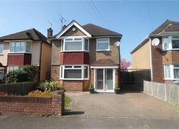 Thumbnail 3 bed detached house for sale in Short Lane, Staines-Upon-Thames, Surrey