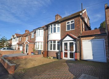 Thumbnail 4 bed semi-detached house for sale in Harewood Road, Isleworth