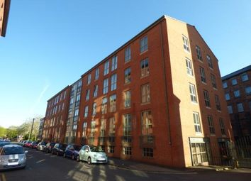 Thumbnail 2 bed flat for sale in Brook House, 19 Brook Street, Derby, Derbyshire
