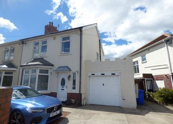 Thumbnail 3 bed semi-detached house for sale in Broadway, Blyth