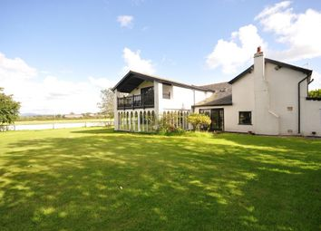 Thumbnail 4 bed detached house for sale in Lancaster Road, Out Rawcliffe, Preston, Lancashire